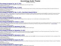 radiosoundstage.com