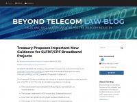 beyondtelecomlawblog.com