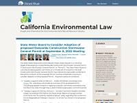 californiaenvironmentallawblog.com