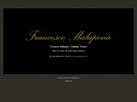 Francescomalapena.com - Francesco Malapena - Italian Tenor - Official Web Site