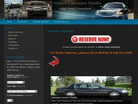 airportlimousineseattle.com