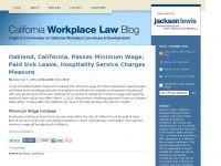 californiaworkplacelawblog.com