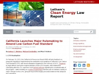cleanenergylawreport.com