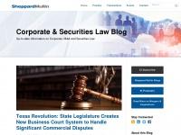corporatesecuritieslawblog.com