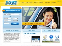 U-Save Car And Truck Rental