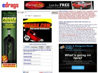 eDrags.com - Drag Racing Starts Here