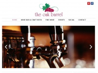 Theoakbarrel.net