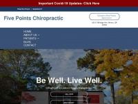 fivepointschiropractic.com