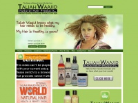 Black Earth Products - Taliah Waajid Natural Hair Care Products