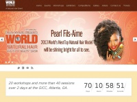 Naturalhairshow.org - World Natural Hair Show | Healthy Hair | Healthy Body
