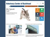 vetcenterofbuckhead.com