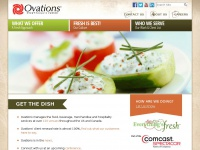 ovationsfoodservices.com