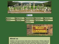 Wildcatsuches.com - Wildcat Lodge and Campground, Suches, GA.