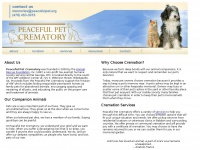 peacefulpet.org