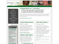Changeonelife.org