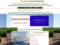Southcarolinapioneers.net