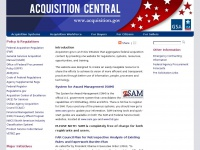 Acquisition Central