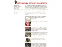 internationalsocialist.org Thumbnail