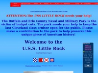 USS LITTLE ROCK CLG4