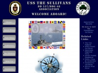 USS The Sullivans Association