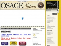 Osagetribe.com - OSAGE NATION