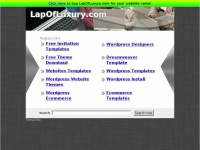 LapOfLuxury.com: The Leading Lap of Luxury Site on the Net