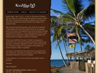 Konavillage.com - Kona Village Resort: Current Status