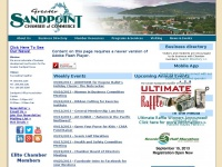 sandpointchamber.org Thumbnail