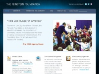 feinsteinfoundation.org