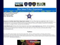 Blue Island Police Department