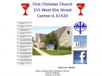 cantonfirstchristian.org Thumbnail