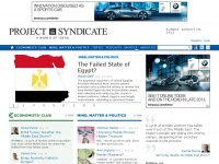 project-syndicate.org Thumbnail