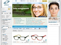 Zennioptical.com - Eyeglasses Online - Buy Prescription Glasses & Eyeglass Frames | Zenni Optical