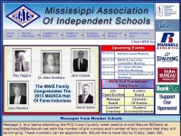 Msais.org - Mississippi Association of Independent Schools Home Page