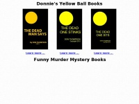 donniesyellowballbooks.com