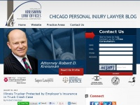 Chicago Personal Injury Lawyer Blawg — Published by Chicago, Illinois Accident Attorney - Robert Kreisman
