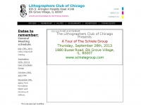 Chicagolithoclub.org