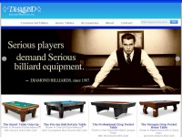 diamondbilliards.net