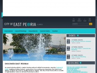 DISCOVER EAST PEORIA! - City of East Peoria