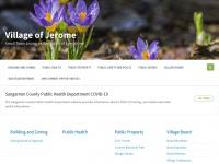villageofjerome.com