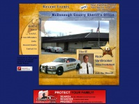 Macombareacrimestoppers.com - Home - McDonough County Sheriff's Office - Macomb, Illinois