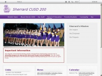 Sherrard.us - Sherrard Community Unit School District 200: Home Page