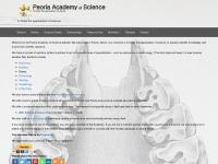 peoriaacademyofscience.org