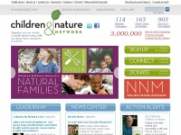 childrenandnature.org Thumbnail