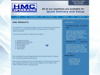 Hmcproducts.com - HMC Products - Packaging Machinery, Bartelt Packagers, Pouchmaster, Form Fills, Seals
