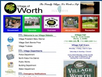 villageofworth.com
