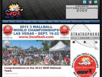 Worldoutdoorracquetball.net