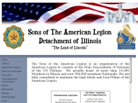 Il-sal.org - Sons of the American Legion Detachment of Illinois