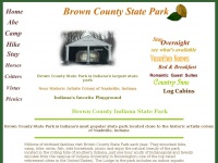 Brown County State Park in Brown County Indiana