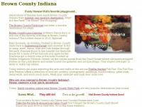 Brown County Indiana information